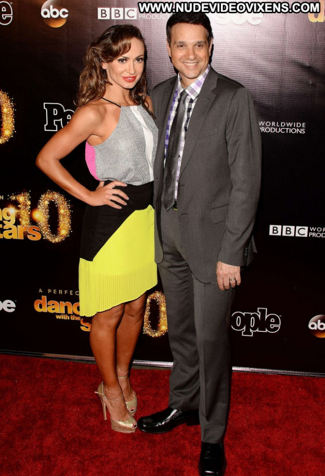 Karina Smirnoff Dancing With The Stars Posing Hot West Hollywood Babe