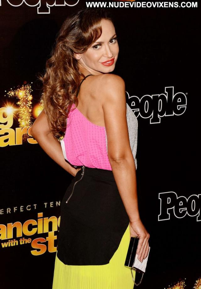 Karina Smirnoff Dancing With The Stars Posing Hot Paparazzi Celebrity