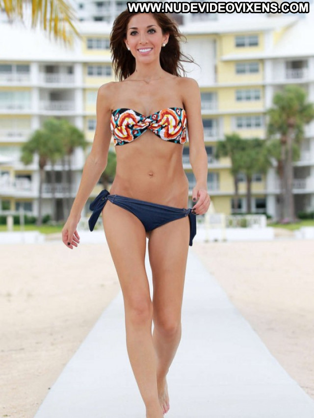 Farrah Abraham Paparazzi Candid Bikini Beautiful Candids Posing Hot