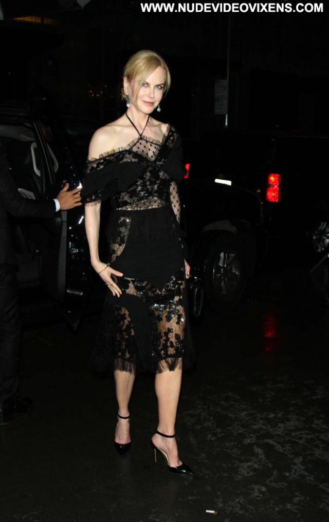 Nicole Kidman New York Beautiful New York Babe Paparazzi Posing Hot