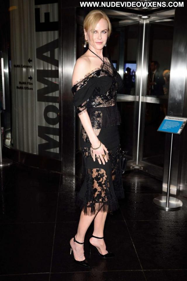 Nicole Kidman New York Beautiful New York Posing Hot Babe Paparazzi