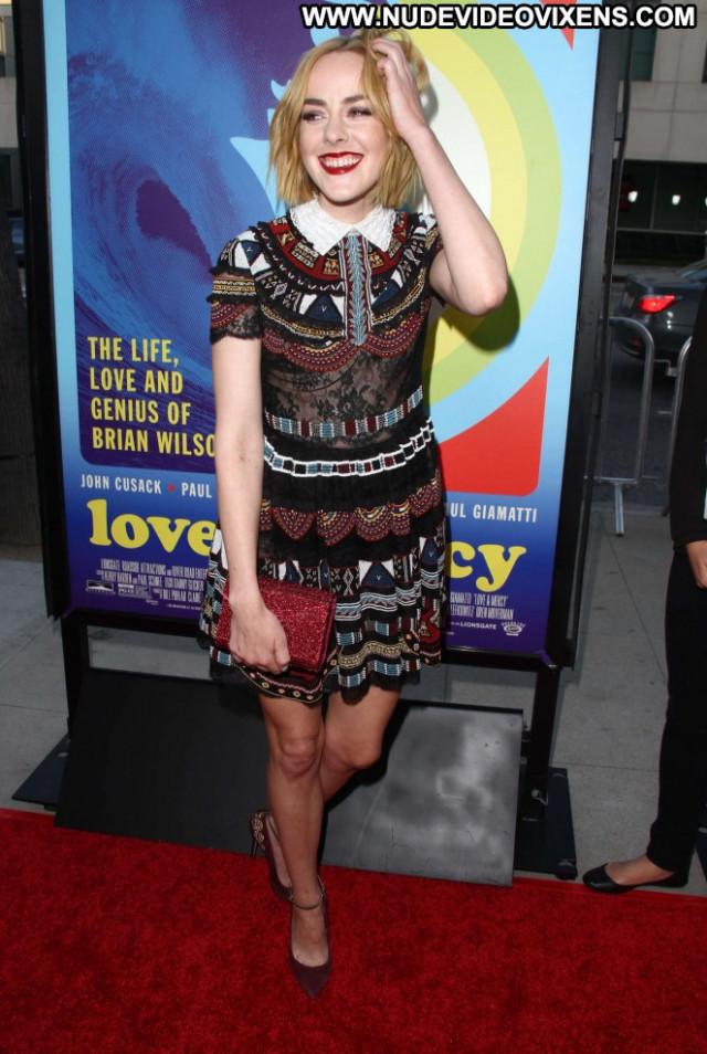Jena Malone Beverly Hills Paparazzi Beautiful Posing Hot