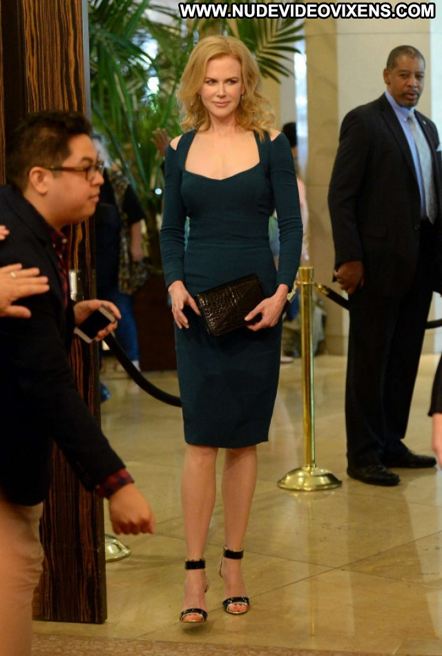 Nicole Kidman Hollywood Foreign Press Hollywood Posing Hot Celebrity