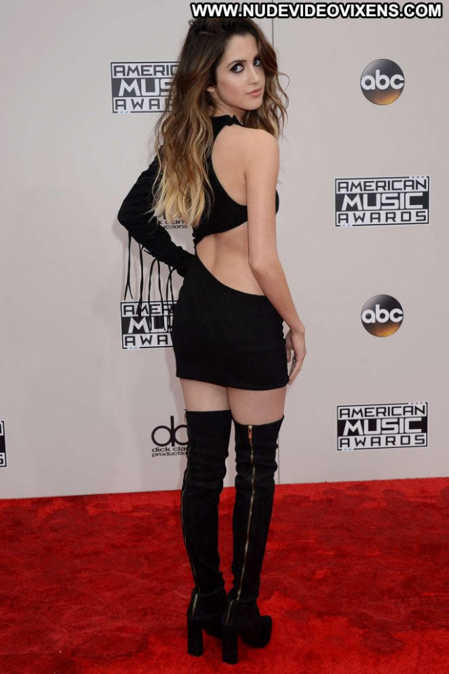 Laura Marano American Music Awards Celebrity Awards Los Angeles