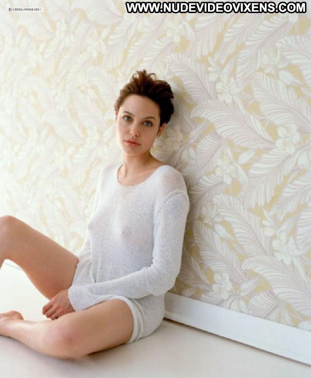 Angelina Jolie Hot Spank Celebrity Posing Hot Angel Glamour German