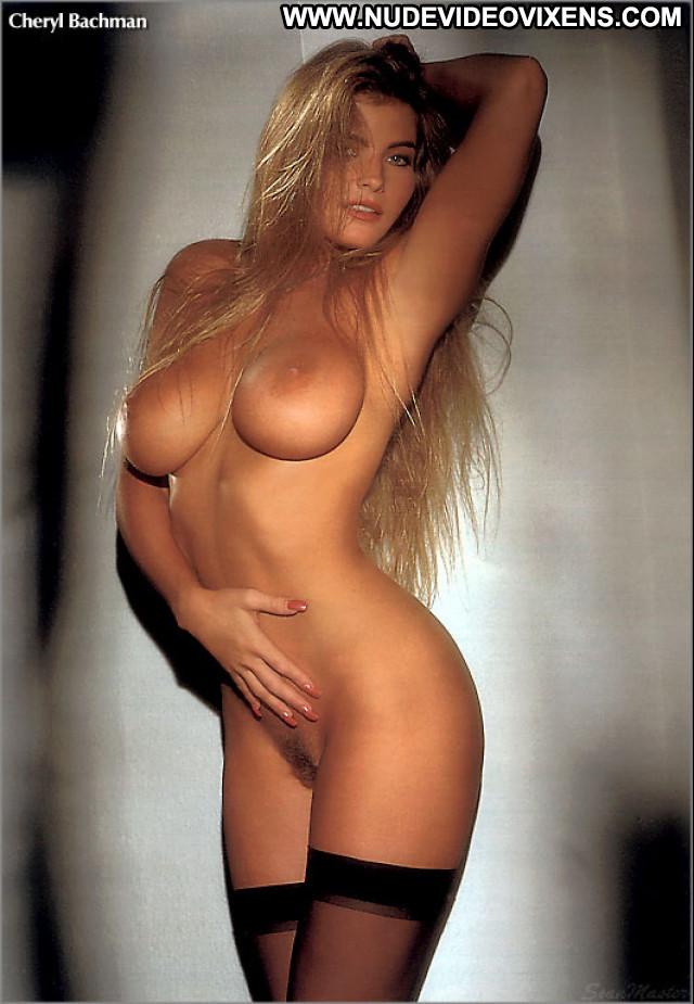 Cheryl Bachman Los Angeles California Glamour Live Blonde Posing Hot