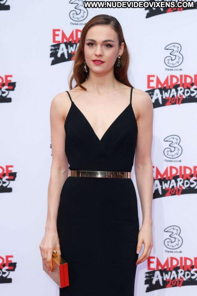 Sophie Skelton No Source Celebrity Posing Hot Babe London Beautiful