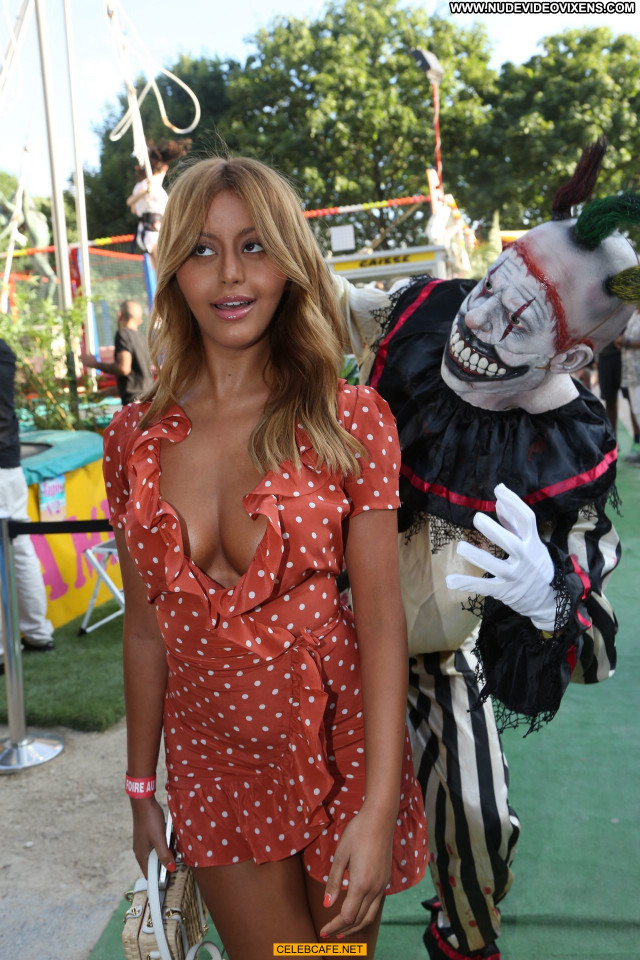 Zahia Dehar No Source Paris Posing Hot Upskirt Beautiful Celebrity