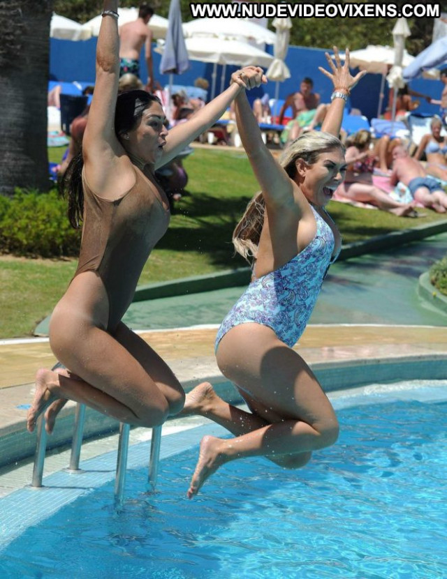 Frankie Essex No Source Babe Candid Candids Celebrity Swimsuit Spa