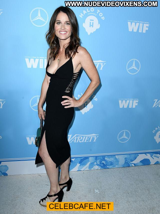 Robin Tunney Women In Film  Nipple Slip Beautiful Celebrity Posing