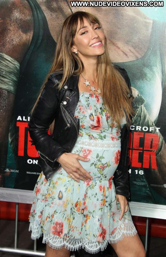 Fernanda Romero Tomb Raider Paparazzi Beautiful Celebrity Babe Posing