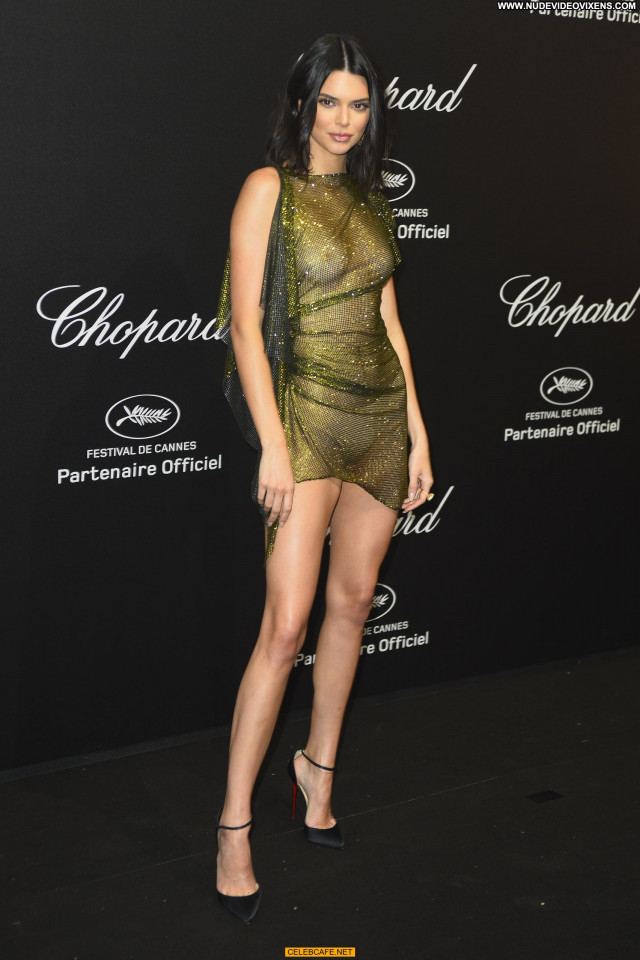 Kendall Jenner Cannes Film Festival Babe Celebrity Beautiful Party