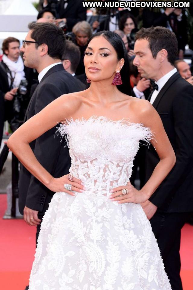 Nicole Scherzinger Cannes Film Festival Celebrity Babe Posing Hot
