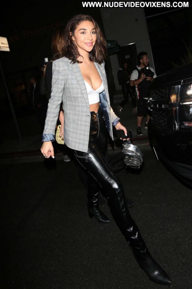 Chantel Jeffries West Hollywood Paparazzi Babe Posing Hot Celebrity