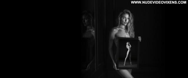 Sara Sampaio Topless Photoshoot Car Black Topless Sex Fashion