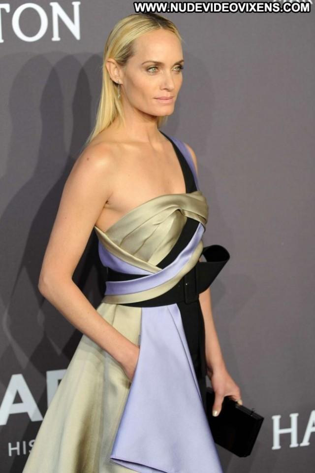 Amber Valletta New York New York Paparazzi Beautiful Celebrity Babe