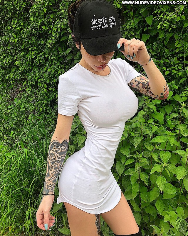 Alexis Mucci D Mode Celebrity Sexy Big Tits Videos Army Tattoo