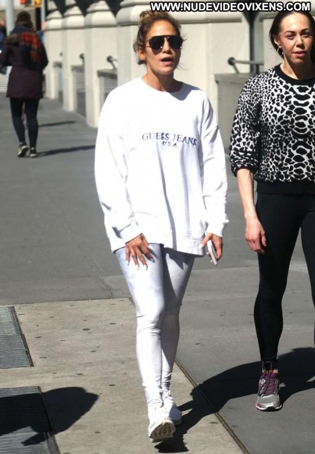 Jennifer Lopez No Source Posing Hot Paparazzi Babe Nyc Celebrity