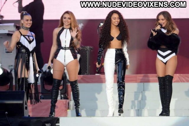 Little Mix E Love Concert Paparazzi Babe Celebrity Beautiful Posing