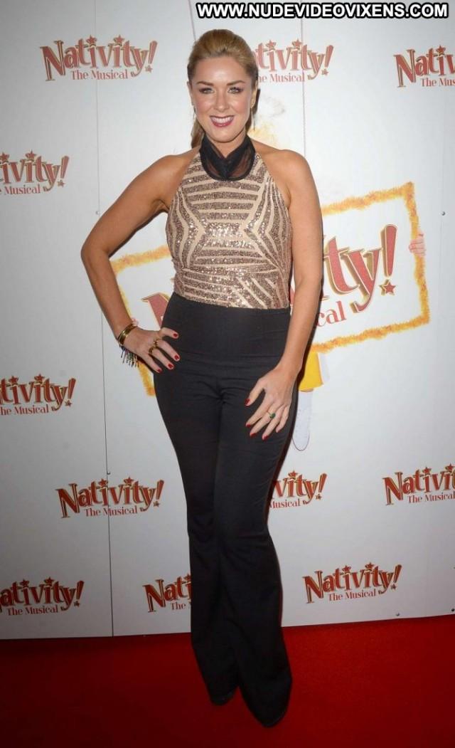 Claire Sweeney No Source London Paparazzi Posing Hot Beautiful