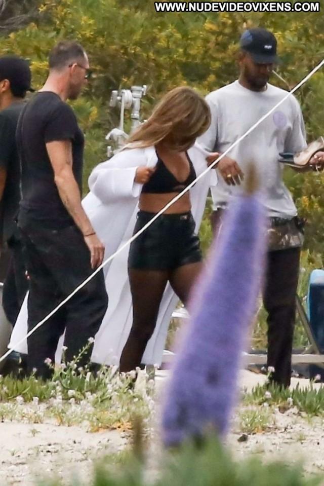Jennifer Aniston No Source Beach Paparazzi Photoshoot Celebrity Mali