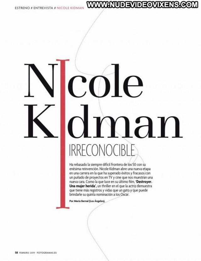 Nicole Kidman S Magazine Babe Celebrity Paparazzi Magazine Beautiful