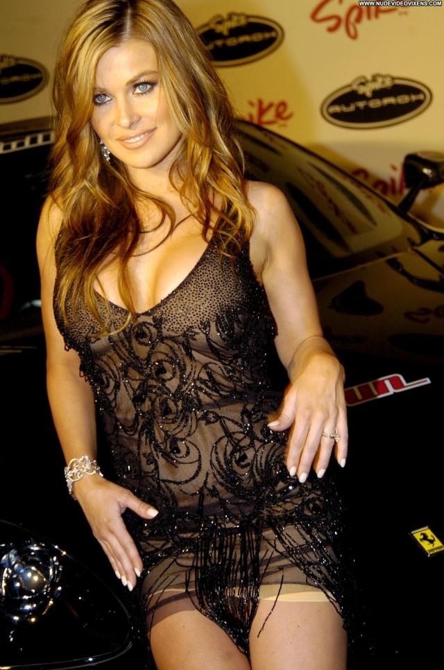 Carmen Electra Photo Shoot Public Nude Celebrity American Magazine