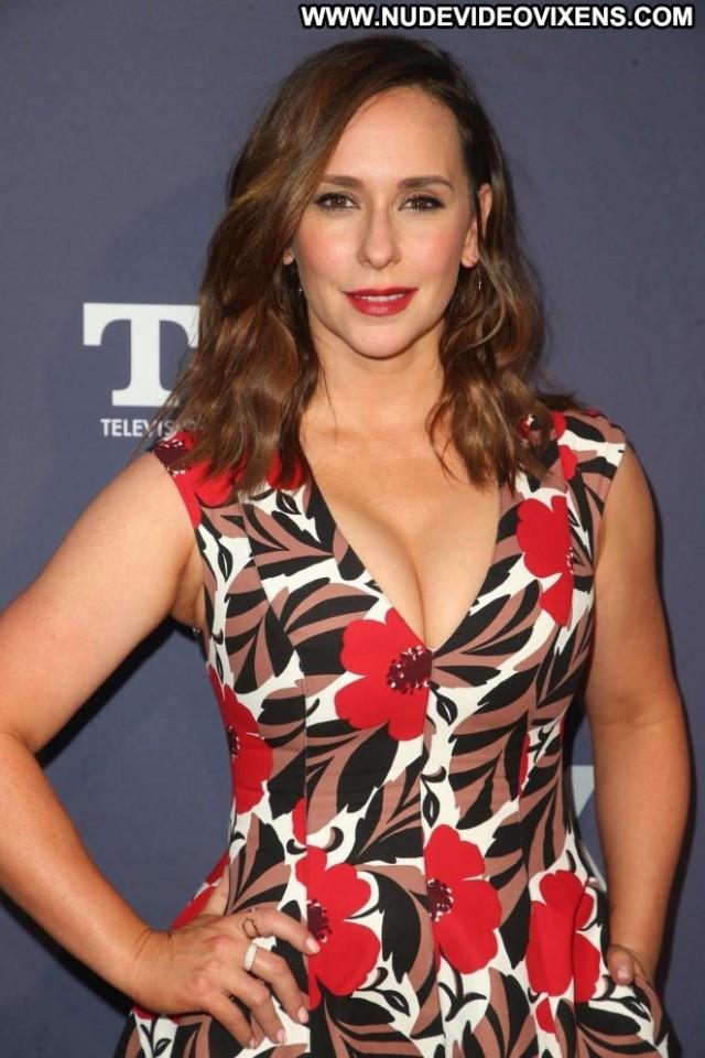 Jennifer Love Hewitt No Source Posing Hot Celebrity Party Paparazzi