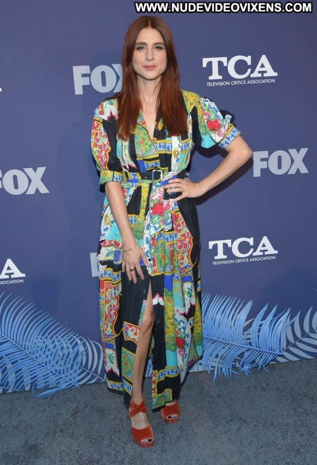 Aya Cash No Source Beautiful Babe Paparazzi Celebrity Posing Hot