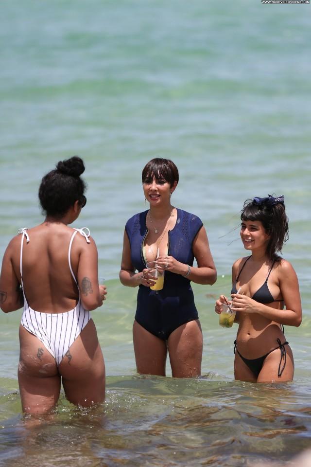 Jackie Cruz Orange Is The New Black Posing Hot Beach Beautiful