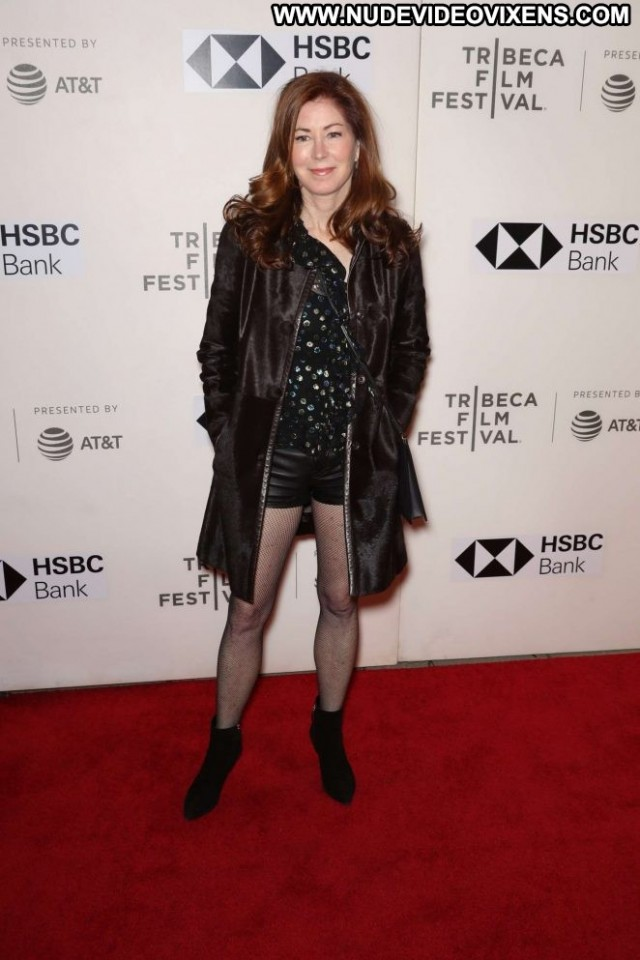 Dana Delany Tribeca Film Festival Beautiful Posing Hot New York Babe