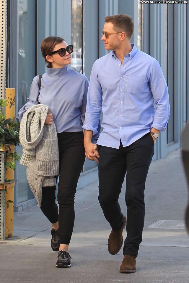 Ginnifer Goodwin Beverly Hills  Paparazzi Celebrity Posing Hot