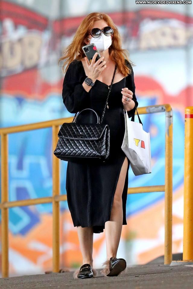 Isla Fisher No Source  Sexy Beautiful Posing Hot Celebrity Babe