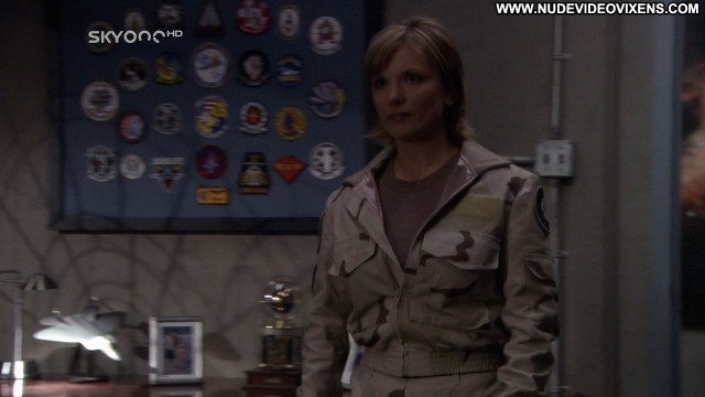 Teryl Rothery No Source Babe Beautiful Posing Hot Celebrity